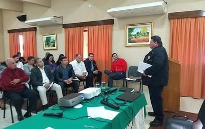 Alistan campaña para eliminación masiva de criaderos en Cordillera