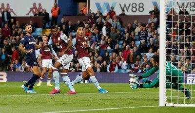 El West Ham de Balbuena obtuvo un valioso empate