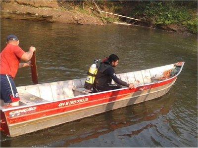 Rescatan a hombres ahogados en Amambay y Alto Paraná