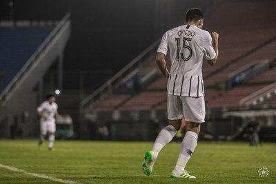 La seria lesión de Alfio Oviedo