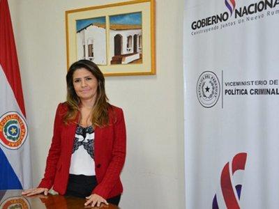 Cecilia Pérez vuelve a viceministerio de Política Criminal