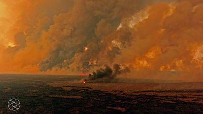 El Chaco sigue ardiendo