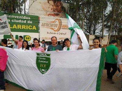 Guairá: Docentes de la UNA exigen reajuste salarial