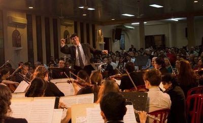 OSCA:Recital en barrio Mburucuyá