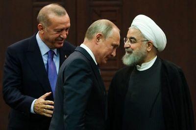 Turquía, Rusia e Irán: evitar lo peor en Siria