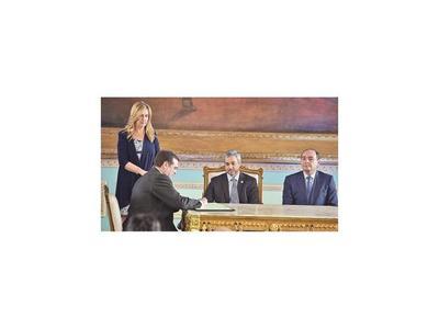 Nuevo embajador en Brasil  iniciará tarea con cargada agenda