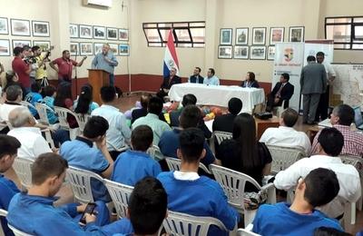Anuncian construcción de complejo olímpico para Alto Paraná