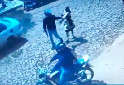 Violento asalto con toma de rehén en un supermercado del km 11 Acaray