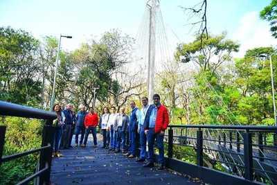 Parque Lineal de CDE será un nuevo atractivo turístico