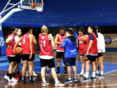 Paraguay presenta su lista oficial para la AmeriCup femenina