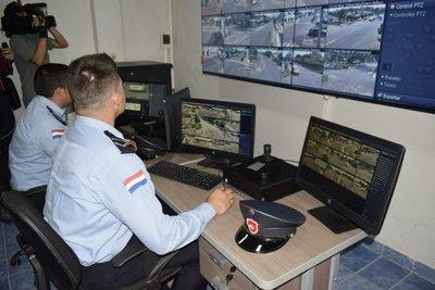 Habilitaron centro de monitoreo y videovigilancia 911 en San Ignacio
