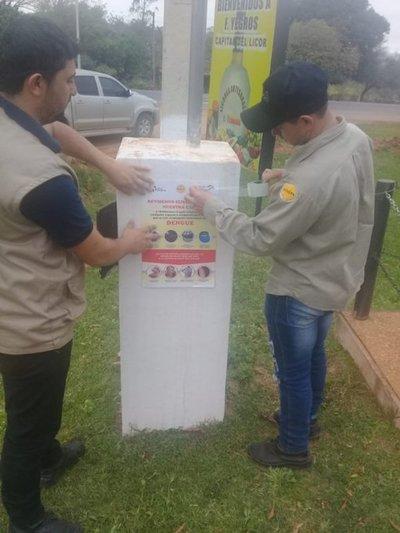 SENEPA desmiente uso de insecticidas vencidos