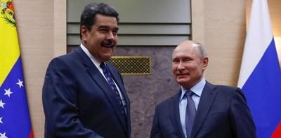 Maduro asegura que Venezuela tiene buenas armas gracias a Rusia