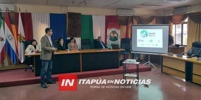 SE REALIZÓ EL LANZAMIENTO PARA ITAPÚA DEL PREMIO NACIONAL MIPYMES 2019