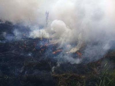"""Coordinador de la SEN sobre crisis por incendios forestales: """"No está fuera de control"""""""