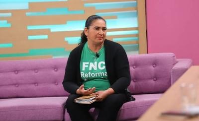 """HOY / Federación Campesina anotada  contra Friedmann: """"A un año de  gobierno siguen en la politiquería"""""""