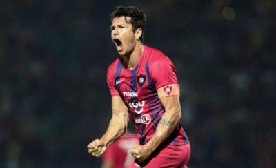 HOY / Nelson Haedo tiene pista libre para continuar en Cerro Porteño