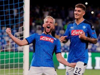 Napoli tumba al campeón de Europa