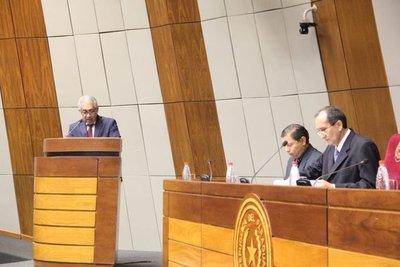 """Sánchez Tillería: """"No participé de las reuniones ni en la redacción del acta"""""""
