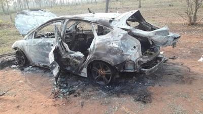 Identifican a hombres incinerados en Horqueta