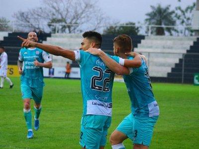 Santaní vence a River y ya está en cuartos de Copa Paraguay