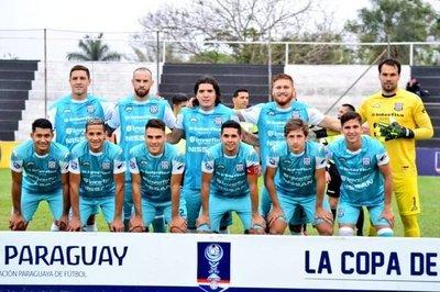 Santaní clasifica a cuartos de final de la Copa Paraguay