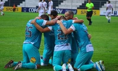Santaní elimina a River y avanza en Copa Paraguay