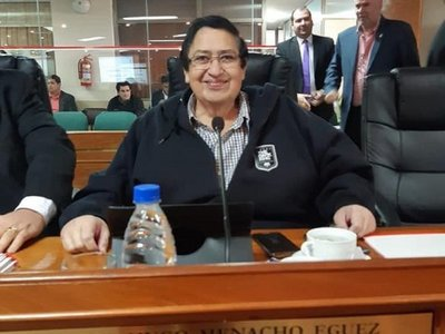 Falleció el concejal Víctor Hugo Menacho