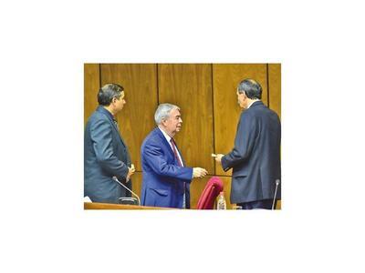 Reafirman que Marito operó para el acta bilateral con Brasil