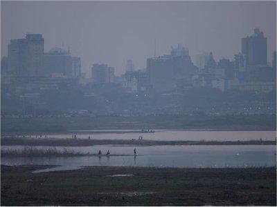 Piden no hacer ejercicio al aire libre por contaminación