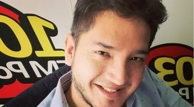 Junior Rodríguez Mostró Sus 'abdominales'