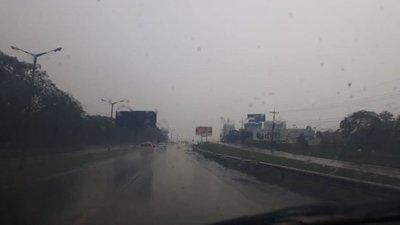 La Dirección de Meteorología pronostica precipitaciones hasta el viernes