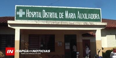 HOSPITAL DE MARÍA AUXILIADORA SIN ATENCIÓN OFTALMOLÓGICA