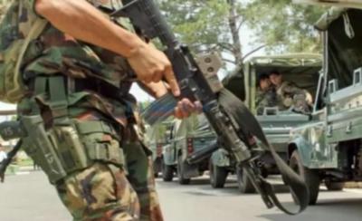 """HOY / Agrupación """"Jaguareté"""": proponen crear unidad de élite al estilo Lince pero con militares"""