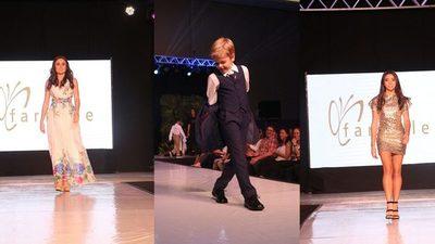 Fabulosa pasarela en el SIL Fashion Night