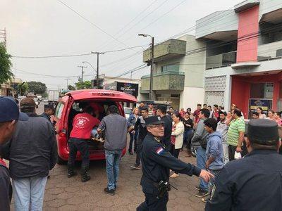 Asesinan a tiros a un brasileño en Pedro Juan