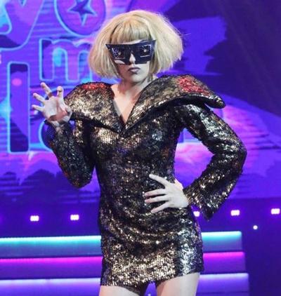 Echan a Lady Gaga de un karaoke asunceno