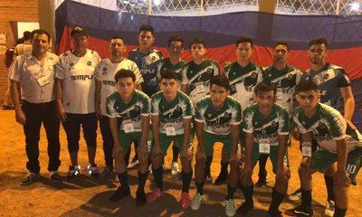 Paranaense y San Pedro lideran el Nacional C17