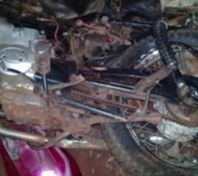 Imprudencia al volante se cobra la vida de un motociclista en Itapúa