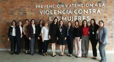 Se inauguró oficina de la Defensa Pública en el Centro Ciudad Mujer