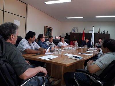 Junta Municipal de San Bernardino autoriza locación de playa a Essap
