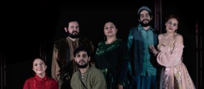 """HOY / Comedia teatral """"La Ternura"""" sube el telón del Arlequín Teatro"""
