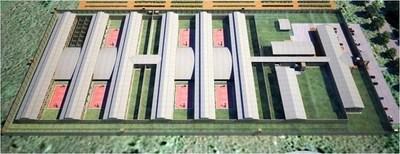 Nuevas penitenciarías se construirán con altos parámetros de seguridad