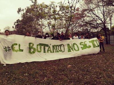 Corredor Vial: ciudadanía en pie de guerra para defender Jardín Botánico