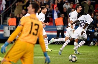 El PSG castiga al Real Madrid en Paris