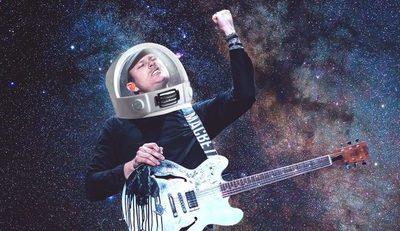 La armada estadounidense reconoció la existencia de aliens gracias a Tom DeLonge, ex cantante de Blink 182