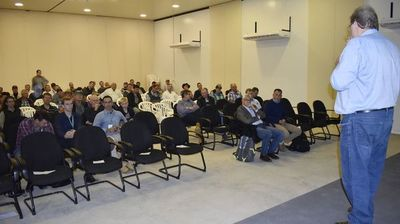 Buscan revolucionar el concepto agropecuario en el Chaco