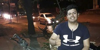 "ASCENDIDO DE GUARDIA A ""ÁNGEL GUARDIÁN"": JUAN PABLO ALONSO, EL JOVEN QUE SALVÓ UNA VIDA"
