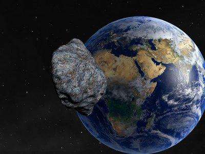 El polvo de un asteroide pudo haber causado un enfriamiento global