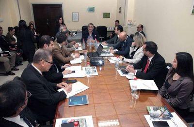 Realizaron mesa interinstitucional ambiental